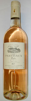 IGP Oc Paredaux Tradition rosé